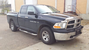 2012 Dodge Power Ram 1500 SXT (Hail and Scratches)