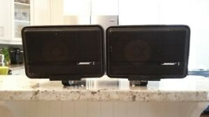 Bose 151 Outdoor Speakers with Hangers