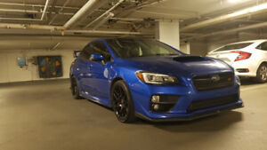 2015 Subaru STI new brakes - one tax - Studded winter tires inc