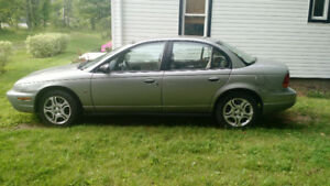 Must Sell-Good running condition-1999 Saturn S-Series Sedan