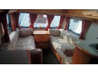 Bailey Pageant monarch 2 berth for sale