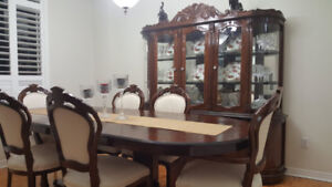 Full dinning room set