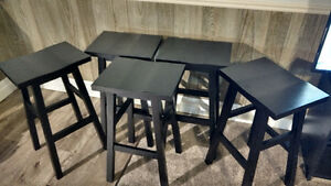 5 new bar stools for sale