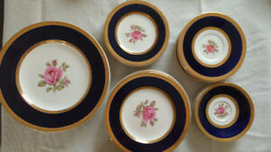 Royal Ducal Dinnerware