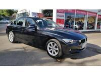 BMW 3 SERIES 316I ES, Black, Manual, Petrol, 2013