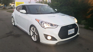 2013 veloster turbo with mods