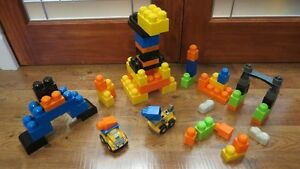 Jeu de construction Mega Block