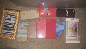 Assorted iphone 5/5s case