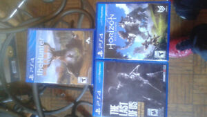 PS4 - HOT BUNDLE DEAL 3 FOR $30