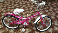 bike for girls ages 7 to11 years .