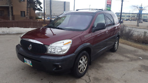 2004 Buick Rendezvous CX sports utility