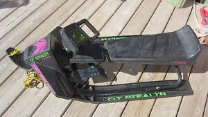 GT Stealth Noma Front Ski snow racer/Sled Peterborough Peterborough Area image 1