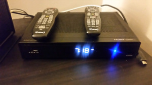 HD PVR Shaw cable box and Shaw HD cable box