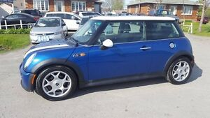 2005 MINI Mini Cooper S supercharged AUTOMATIQUE