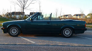 1992 BMW 3-Series 318 I convertible Cabriolet