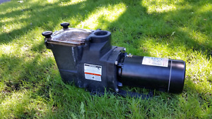 Hayward 1HP Super Pump In ground Pool Pump NEW MOTORHayward