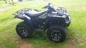 2008 kawasaki brute force 750i fuel injected