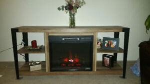 Fireplace/Television Unit