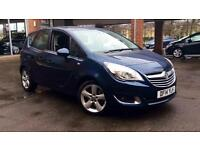 2014 Vauxhall Meriva 1.6 CDTi 16V ecoFLEX Tech Line Manual Diesel Estate