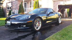 2007 Chevrolet Corvette 2LZ Coupe (2 door) Peterborough Peterborough Area image 1