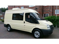 Ford Transit 2.4TDCi Duratorq ( 115PS ) 350 LWB 6 SEATER FRIDGE VAN