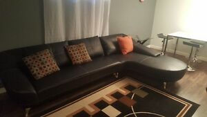 NEW FULLY FURNISHED 2BR BASEMENT Sienna Available immediately