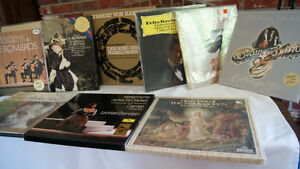 Classical LPs and CDs Collection For Sale