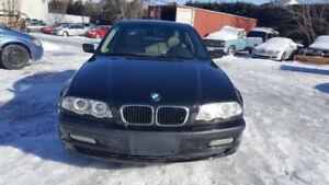 1999 BMW 3-Series Berline