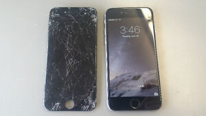 iPhone Screen Repair ★FREE Glass Screen Protector★