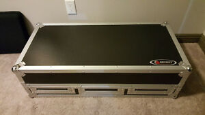 Odyssey Flight Case with slide out laptop stand