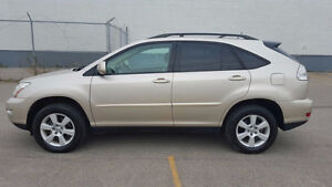 2005 Lexus RX 330 SUV--POWER TAILGATE-NO ACCIDENT-LOW KM