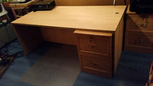Solid Executive Desk in Great Condition St. John's Newfoundland image 2
