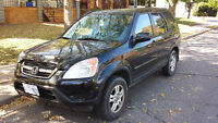 2004 Honda CR-V EX-L Leather and Sunroof!