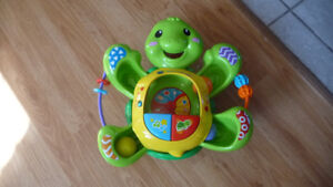 TORTUE TOURNI POP BALLES