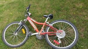 Kids bike 24 inch wheels