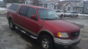 2003 Ford E-150 Pickup Truck