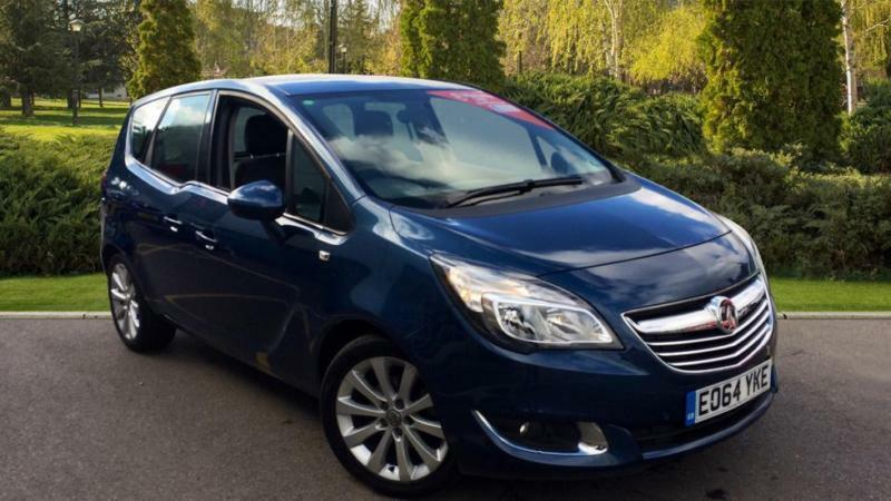2014 Vauxhall Meriva 1.4i 16V Tech Line 5dr Manual Petrol Estate