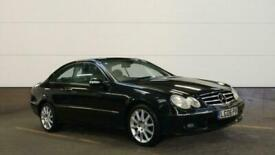 image for 2006 Mercedes-Benz CLK 2006 350 Avantgarde 2dr Tip Auto COUPE BLACK FULL LEATHER
