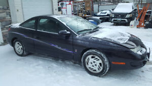 99 Saturn ION Coupe (2 door) clean car