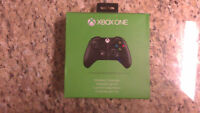 Xbox One new wireless controller and afterglow lvl 3 headset
