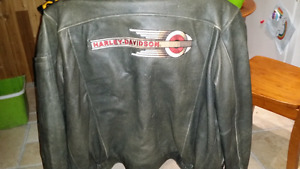 NEVER WORN HARLEY DAVIDSON LEATHER JACKET