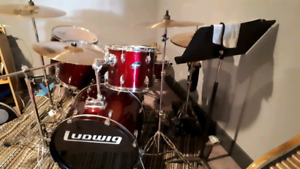 5pc Ludwig Accent Combo