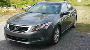 2009 Honda Accord EX-L V6 Sedan $$8400!