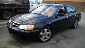2002 Acura TL Type S Automatic 30 Day Warrranty On Engine/Trans
