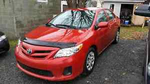 REDUCED PRICE 2013 Toyota Corolla for sale