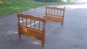 single bed rails,head board and foot board
