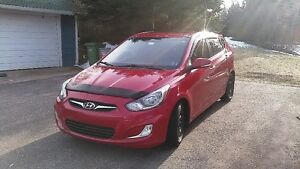 2013 Hyundai Accent GLS Hatchback, sell or Trade for sml. truck