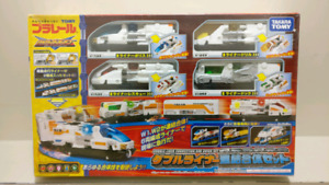 Takara Tomy Double Liner Connection and Union set