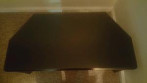 BLACK TV STAND OBO