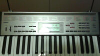 Casio Lighting Keyboard with Stand